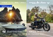 Hausmesse / Open Weekend